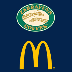 Zarraffa's Coffee Runaway Bay / McDonalds Harbourtown
